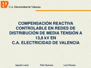 C.A. Electricidad de Valencia