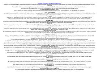Deteksi Penyakit dari Tanda pada Kulit dan Kuku