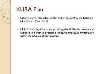 KURA Plan