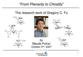 Gregory C. Fu