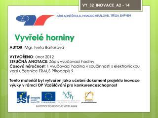 VY_32_INOVACE_A2 - 14