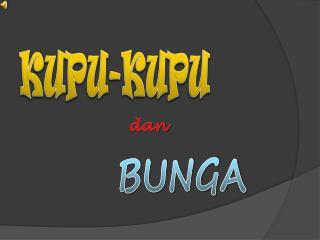 KUPU-KUPU
