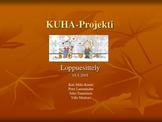 KUHA-Projekti