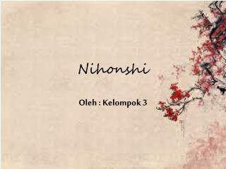 Nihonshi