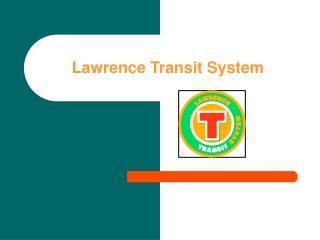 Lawrence Transit System
