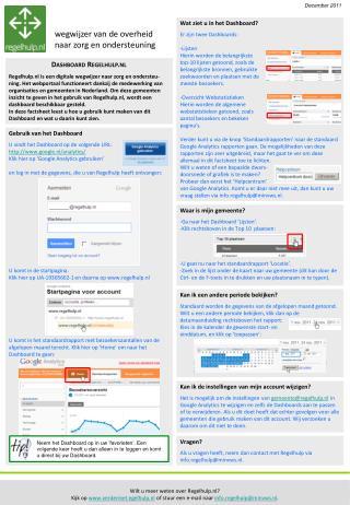 Wilt u meer weten over  Regelhulp.nl ?