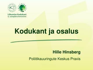 Poliitikauuringute Keskus Praxis
