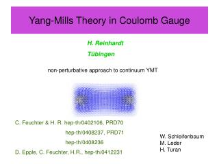 Yang-Mills Theory in Coulomb Gauge