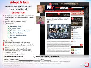 Adopt A Jock