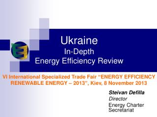 Ukraine In-Depth  Energy Efficiency Review