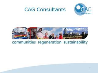 CAG Consultants