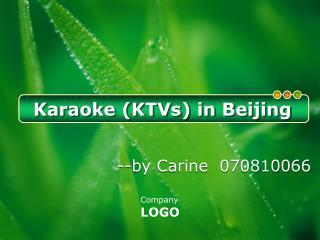 Karaoke (KTVs) in Beijing