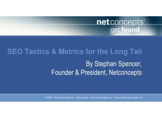 SEO Tactics  Metrics for the Long Tail