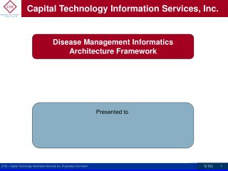 Capital Technology Information Services, Inc.