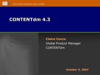 CONTENTdm 4.3