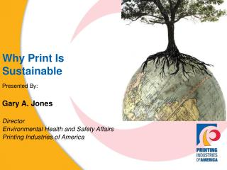 Why Print Is Sustainable