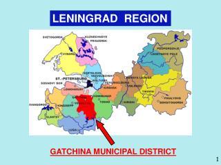 LENINGRAD  REGION