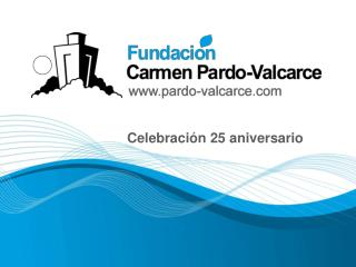 Celebración 25 aniversario