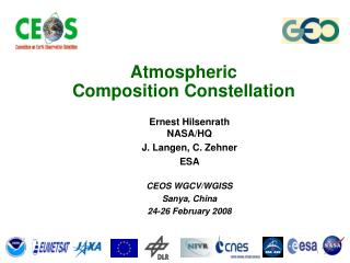 Atmospheric  Composition Constellation
