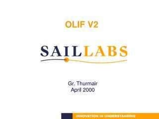 OLIF V2