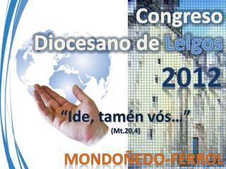 Congreso  Diocesano de  Leigos