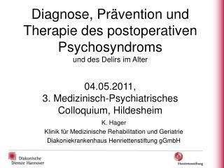 K. Hager Klinik für Medizinische Rehabilitation und Geriatrie