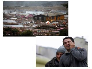 ¿Existía protocolo de acción por posible Tsunami?
