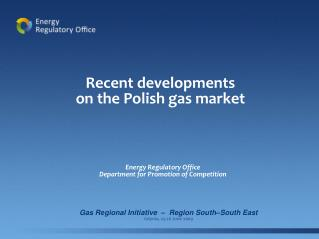 Recent developments on the Polish gas market