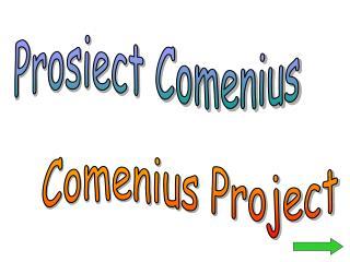 Prosiect Comenius
