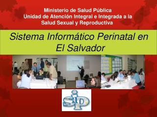 Ministerio de Salud Pública Unidad de Atención Integral e Integrada a la