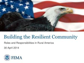 Building the Resilient Community