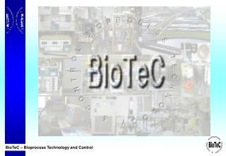 BioTeC Organigram