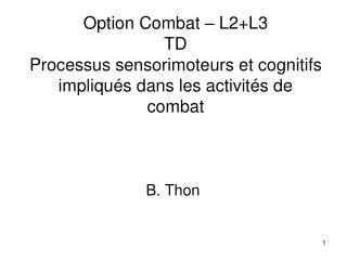 B. Thon