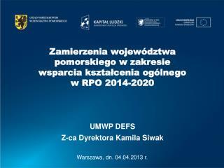 Warszawa, dn. 04.04.2013 r.
