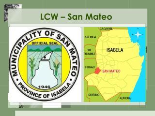 LCW – San Mateo