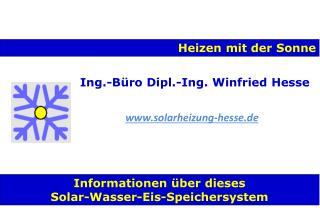 Ing.-Büro Dipl.-Ing. Winfried Hesse solarheizung-hesse.de