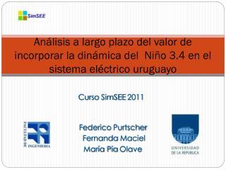Curso  SimSEE  2011