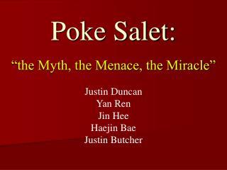 Poke Salet: