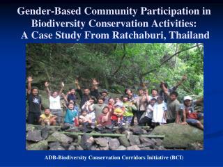 ADB-Biodiversity Conservation Corridors Initiative (BCI)
