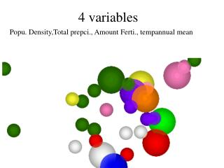 4 variables