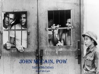 John McCain, POW