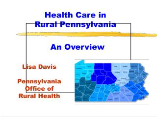 Health Care in Rural Pennsylvania