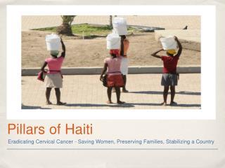 Pillars of Haiti