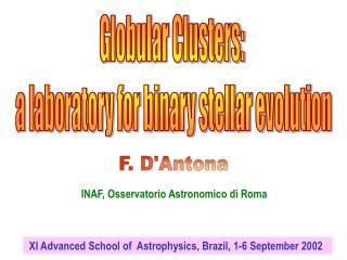 INAF, Osservatorio Astronomico di Roma