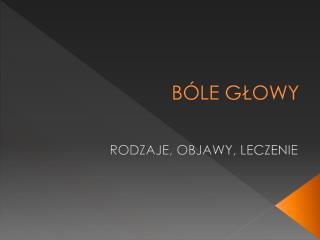 B�LE G?OWY