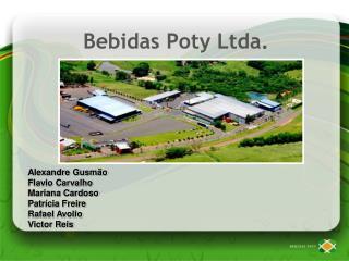 Bebidas Poty Ltda.