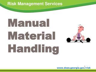 Manual Material Handling