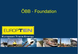 ÖBB - Foundation