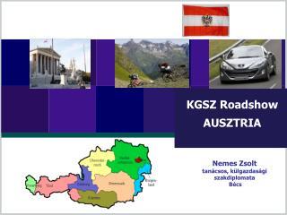 KGSZ Roadshow AUSZTRIA