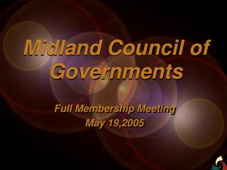 Midland Council of Governments